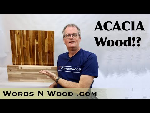 Trying out Acacia Wood // WnW 233