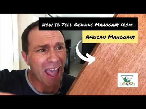 African Mahogany vs Genuine Mahogany Tone: 5 Ways to Identify