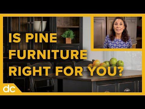 FAQ: Should I Buy Pine Wood Furniture?