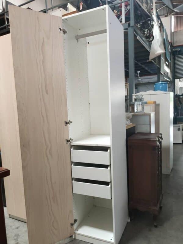 almari ikea 3 pintu