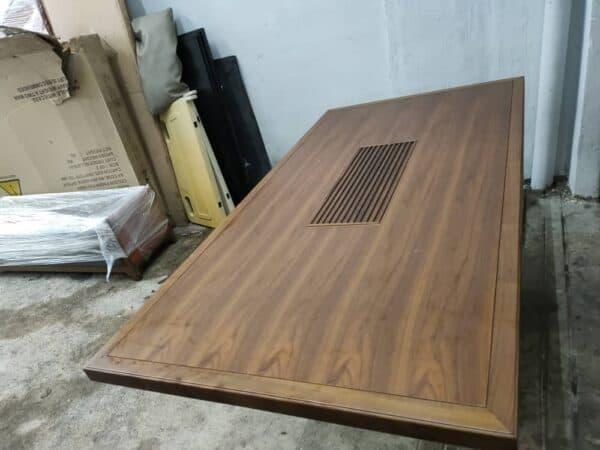 walnut dining table malaysia