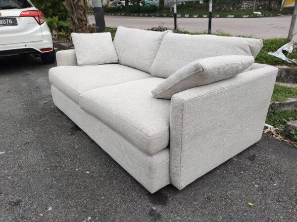 Crate and Barrel 3 Sofa