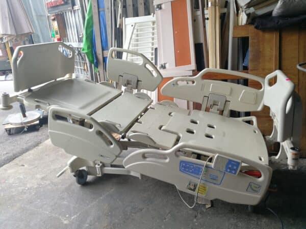 Hill Rom electric cum semi manual hospital bed