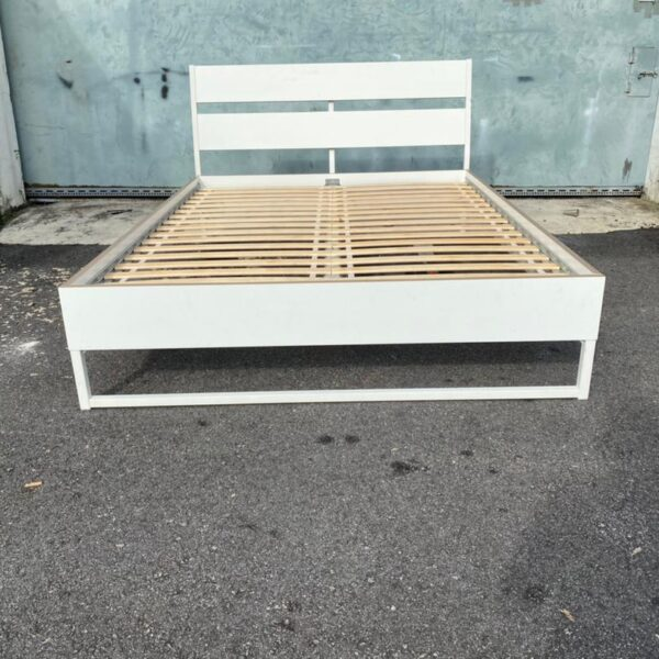 IKEA Trysill queen bed frame