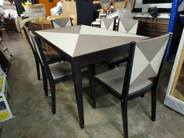 Lorenzo Dining Table with 6 chairs