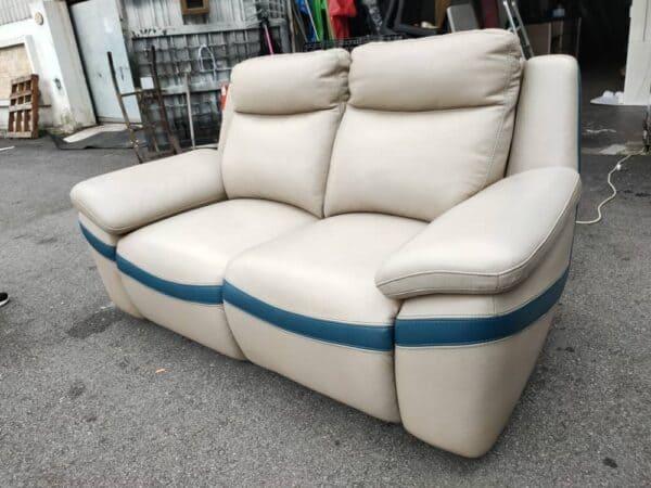 Lorenzo Recliner 2 Seater Leather Sofa