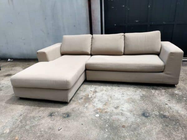 Harvey Norman sofa L shape