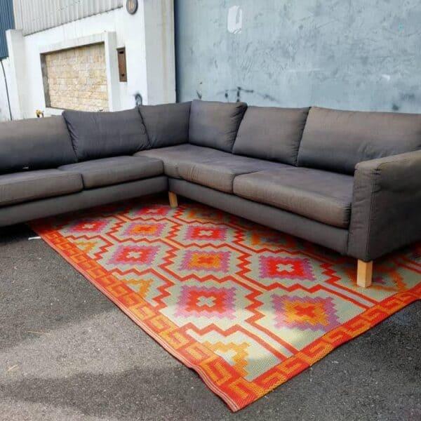 IKEA Karlstard Corner L shape sofa