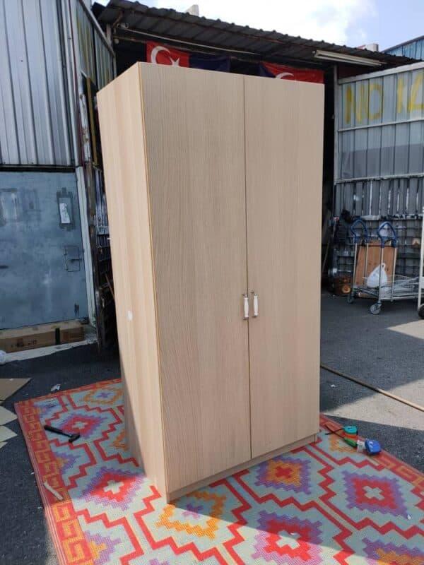 IKEA PAX 2 doors wardrobe
