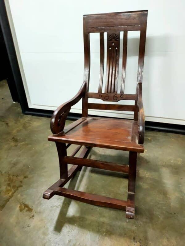Rocking Chair Teak wood