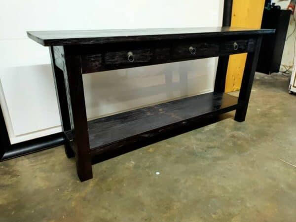 teak wood sideboard