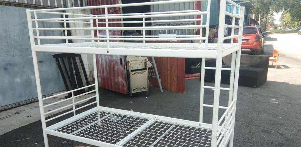 Are bed frames hardened steel