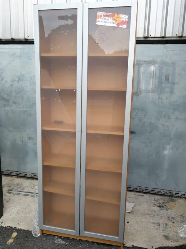 IKEA Billy Bookshelf (Brown)