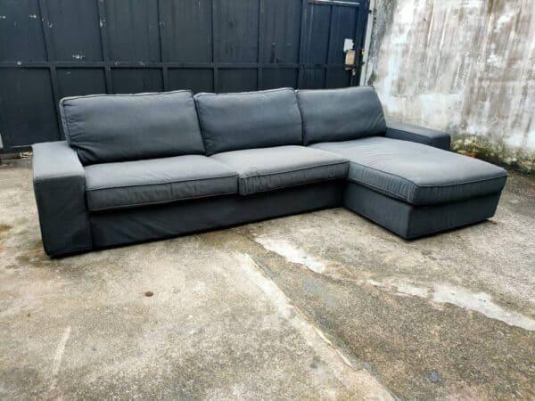 IKEA KIVIK L SHAPE SOFA