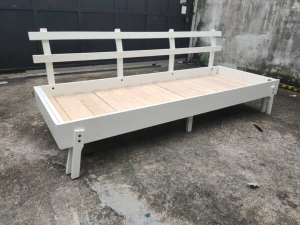 IKEA PS SOFA BED WOODEN FRAME