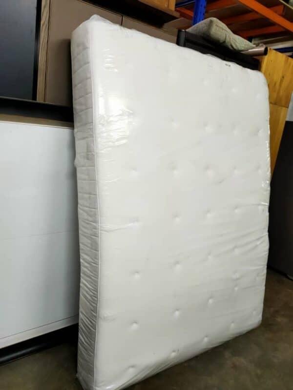 IKEA pocket sprung mattress Hyllestad queren