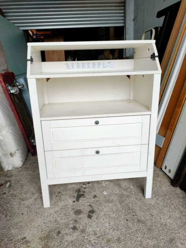 SUNDVIK BABY CHANGING TABLE SECOND HAND