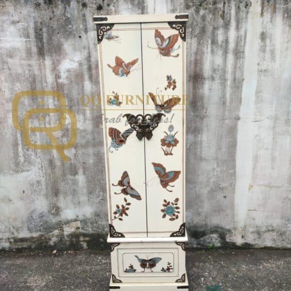 Chinese Oriental Wedding Cabinet