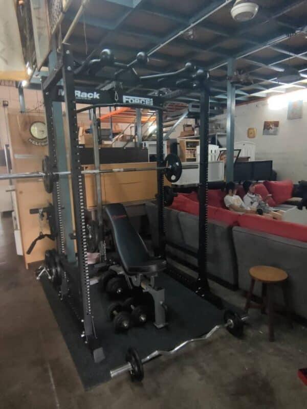 Gym Equipment My Rack Force USA