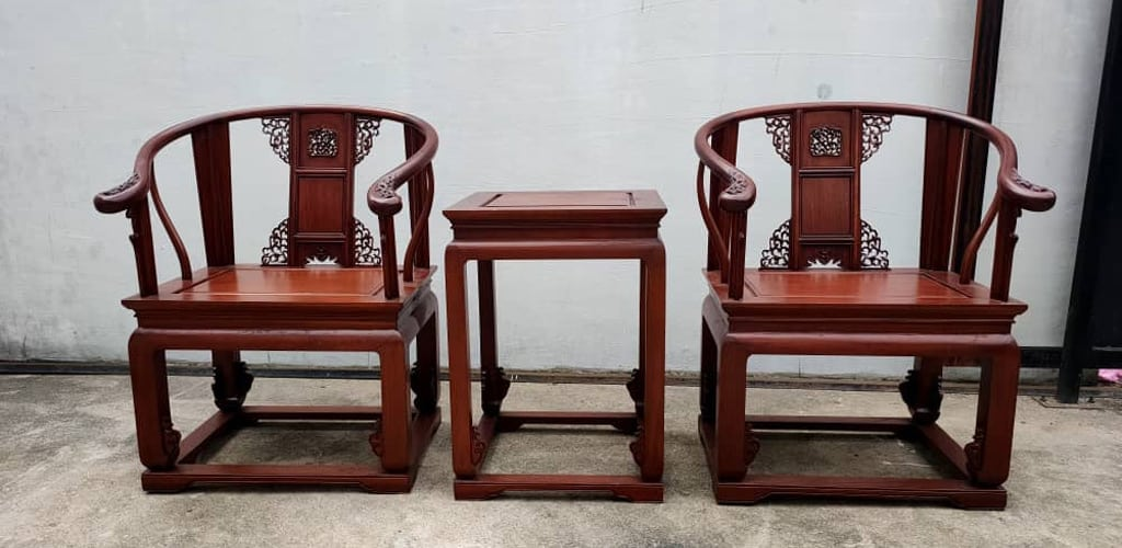 Is mahogany good for outdoor furniture