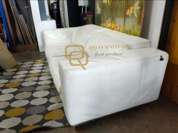 Kelvin Giormani Genuine Leather sofa