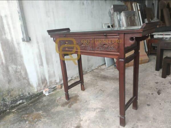 Rosewood Altar Tab;e